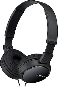 Casque audio SONY MDR-ZX110B noir