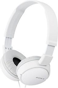 Casque audio SONY MDR-ZX110W blanc
