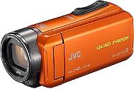 Camescope JVC GZ-R435 Orange