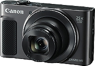 Appareil photo compact CANON SX620 HS Noir