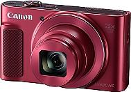 Appareil photo compact CANON Powershot SX620 HS Rouge