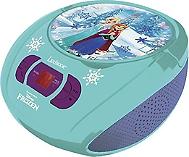 Lecteur radio CD LEXIBOOK Disney La Reine des Neiges