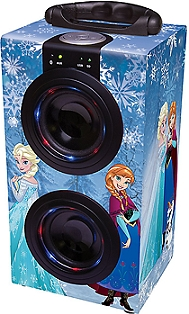 Enceinte Bluetooth LEXIBOOK Disney La Reine des Neiges