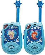 Talkie-walkie 3D LEXIBOOK Disney La Reine des Neiges
