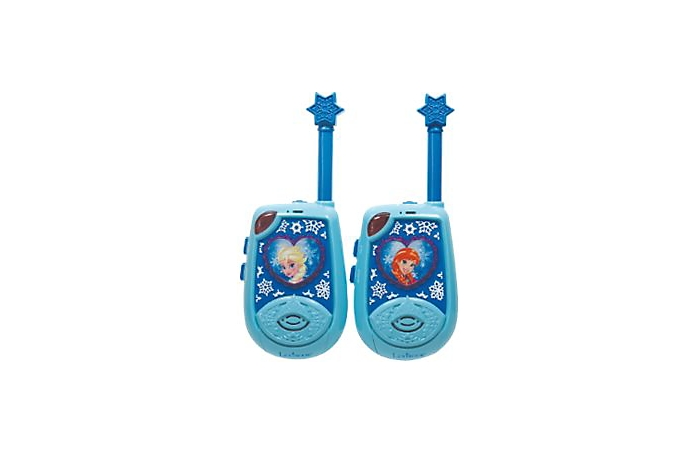 talkie walkie 3d lexibook disney la reine des neiges. Black Bedroom Furniture Sets. Home Design Ideas