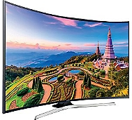 Téléviseur 4K UHD incurvé SAMSUNG UE49MU6205
