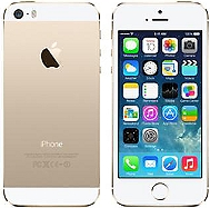 iPhone APPLE 5S reconditionné Or