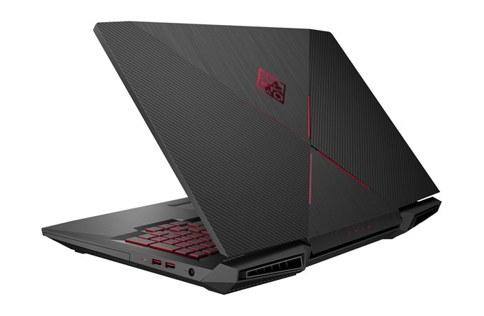 pc portable 17 3 gaming hp omen 17 an020nf. Black Bedroom Furniture Sets. Home Design Ideas