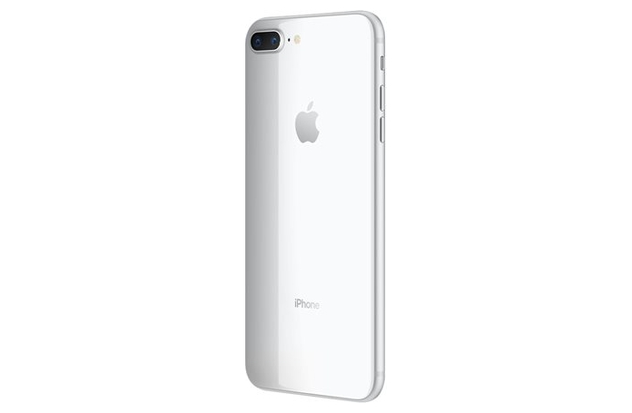 iphone 8 plus apple 64 go argent. Black Bedroom Furniture Sets. Home Design Ideas