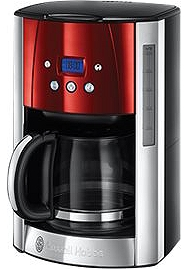 Cafetiere filtre programmable Luna RUSSELL HOBBS 23240-56