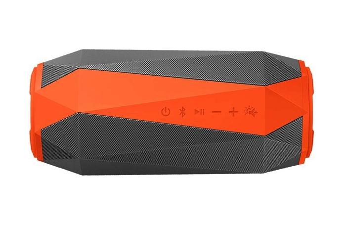 enceinte bluetooth philips sb500m orange. Black Bedroom Furniture Sets. Home Design Ideas