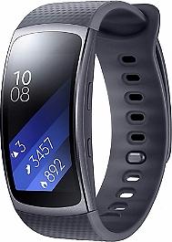 Bracelet connecté SAMSUNG Gear Fit 2 noir taille S