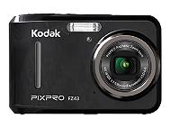 Compact numérique KODAK FZ43 noir