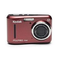 Compact numérique KODAK FZ43 rouge