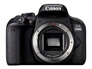 Appareil photo reflex CANON EOS 800D + objectif 18-55 mm IS
