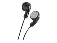 Écouteurs JVC HA-F14 Gummy noir
