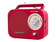 Radio analogique MUSE M-055RD verte