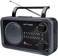 Radio MUSE M05DS noir