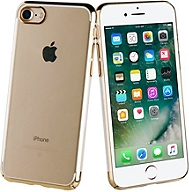 Coque de protection MUVIT Crystal iPhone 7,8 or