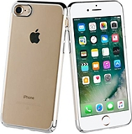 Coque de protection MUVIT Crystal iPhone 7/8 argent