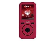 Lecteur MP3/MP4 D-JIX M440 4 Go rouge