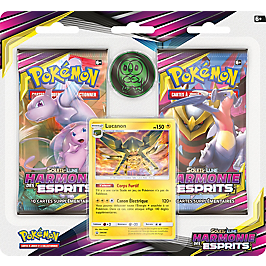 Pack 2 boosters SL11 + cartes promo