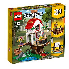 LEGO - LEGO® Creator Les trésors de la cabane dans l'arbre - 31078