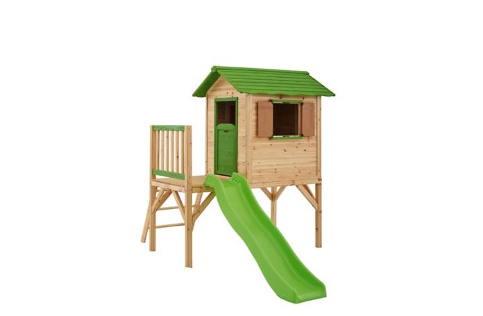 Maisonnette en bois brico leclerc