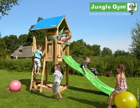 STRUCTURE DE JEUX JUNGLE CASTLE