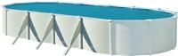 PISCINE MÉTAL OVALE SAPHIR 950 X 130 CM