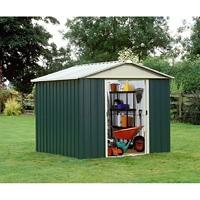 ABRI MÉTAL 0,3 MM 7,39 M²   YARDMASTER