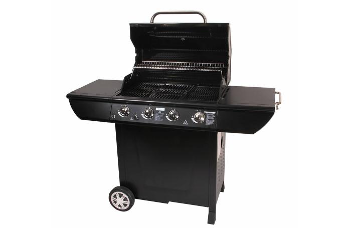 barbecue charbon chez leclerc