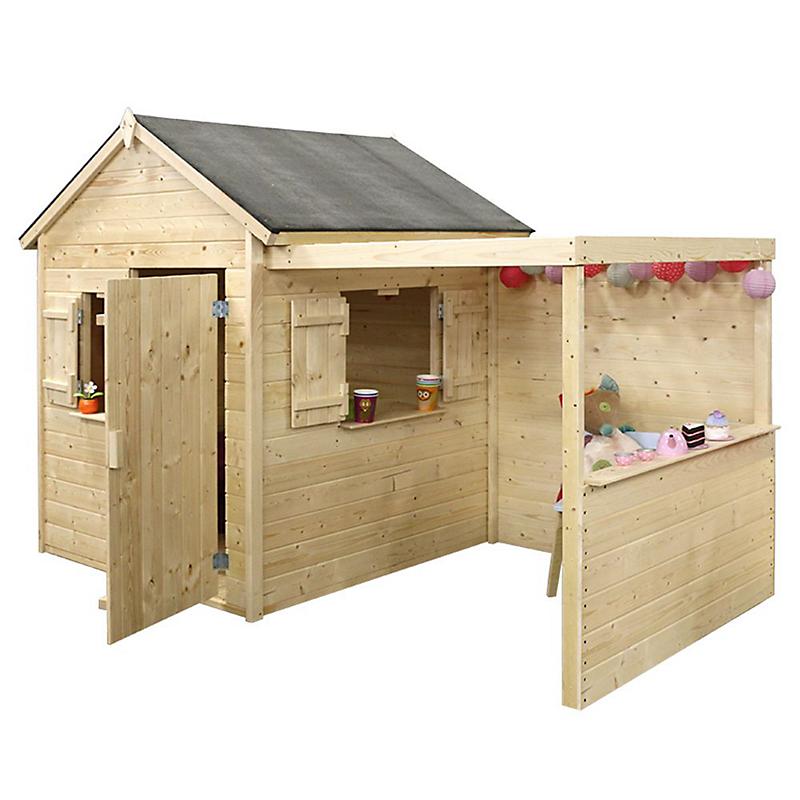 maisonnettes enfant pas cher maison loisirs e leclerc. Black Bedroom Furniture Sets. Home Design Ideas