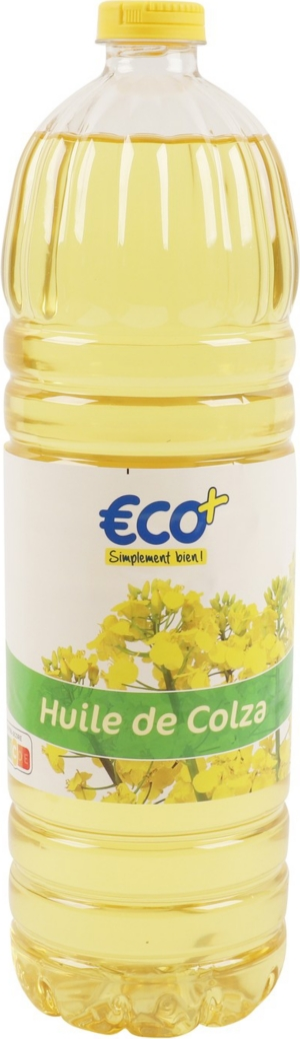 huile colza bio leclerc