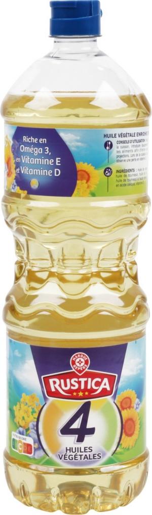 huile colza rustica