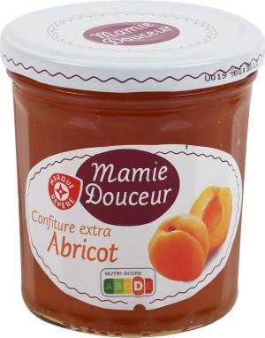 confiture abricot leclerc