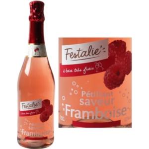Petillant Aromatise Framboise 3 5 Vol 75 Cl