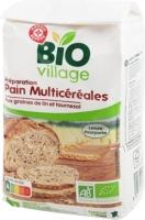 Pain aux cereales bio