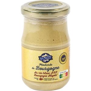 Moutarde de dijon au vin blanc a o c 200 g - Acide citrique leclerc ...