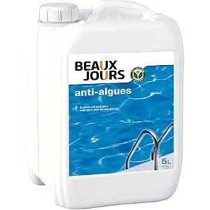 Anti algues liquide 5l for Anti algues piscine