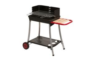barbecue charbon fonte leclerc