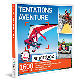 Smartbox - Tentations aventures