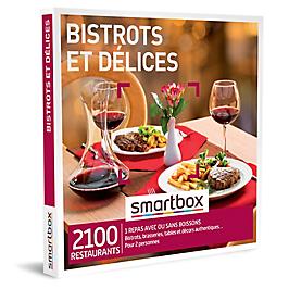 Smartbox - Bistrots et délices