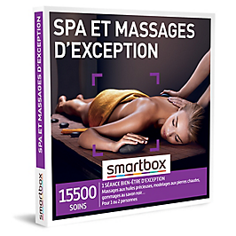 Smartbox - Spa et massages d'exception