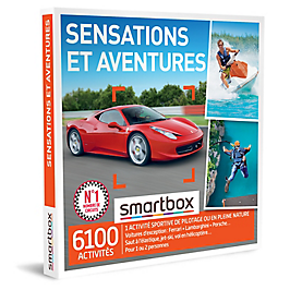 Smartbox - Sensations et aventures
