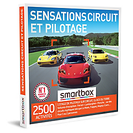 Smartbox - Sensations circuit et pilotage