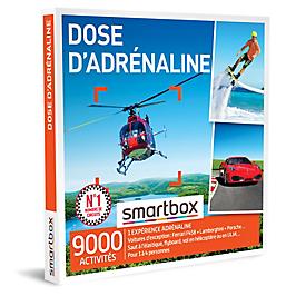 Smartbox - Dose d'adrénaline
