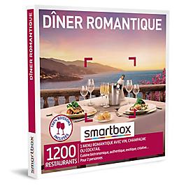 Smartbox - Dîner romantique