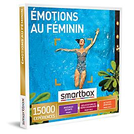Smartbox - Émotions au féminin