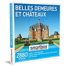 Smartbox - Belles demeures et châteaux